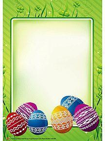 Les enfants (et les parents aussi !) adorent le moment de Pâques, car il y a tout ce qu'il faut pour être heureux : des vacances, le retour des beaux jours, du chocolat, et des activités à faire en famille où avec les amis. Que demander de plus ? Alors pour bien préparer la fête, ou pour s'en souvenir après, ces papiers à lettre de Pâques seront parfaits. Sortez vos plus belles plumes, et rédigez vos plus belles lettres !