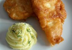 mpakaliaros Greek Recipes, Fish And Seafood, Mashed Potatoes, Dairy, Cheese, Meat, Chicken, Cooking, Breakfast