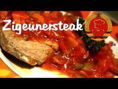 Zigeunersteak (von: erichserbe.de) - Essen in der DDR: Koch- und Backrezepte für ostdeutsche Gerichte | Erichs kulinarisches Erbe