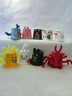 20 Creatures You Can Craft from K-Cups - The Kim Six Fix