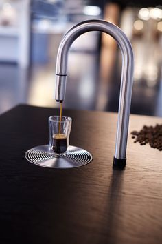 Stijlvol koffiezetapparaat