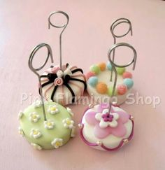 Portanotas minicakes