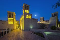 Located in Al Shindagha near Dubai Creek, the Heritage and Diving Village offers a fascinating insight into Dubai's pearl diving past and wider history.