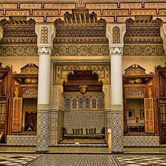 Marrakesh Museum #marrakesh #morocco #medina #culture #city #museum #instatravel #citybreak #instago #instagood #instago #holiday #destination #countdownapp #holidayapp #readysetholiday #readysetholidayapp  Photo credits: SoWhat on Flickr
