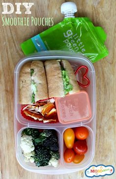 25 kids lunch ideas