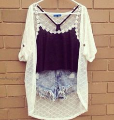 Cute Summer Outfits For Teens 21