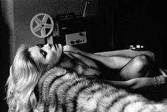 by Helmut Newton / Catherine Deneuve