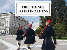 Athens is a very vibrant with many things to do and see on a budget or even for free. Read here the free things to do in Athens, Greece.