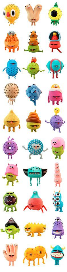 Virus & Defenses 캐릭터 디자인 Simple Character, Character Creation, 3d Character, Character Concept, Concept Art, Character Design, 3d Modellierung, Image 3d, Mascot Design