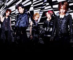 Alice Nine / Japan Visual Rock Band.