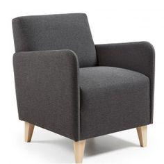 Kopa fauteuil La Forma antraciet   Musthaves verzendt gratis