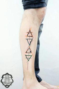 Da série: Tatuagens sensacionais.