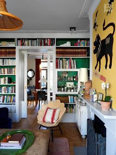 Interior Modern, Best Interior, Home Interior, Interior Architecture, Interior Colors, Interior Livingroom, Interior Designing, Beata Heuman, Design Scandinavian