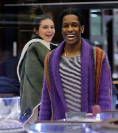 Kendall Jenner and A$AP Rocky Went Jewelry Shopping Together - HarpersBAZAAR.com