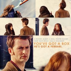 - Donna Noble