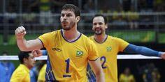 Volley: le Brésil KO l'Argentine