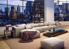 $45 Million Penthouse in NYC  #want #ambition #dreamhousr