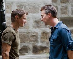 Jeremy Renner x Edward Norton - Jason Bourne