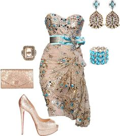 Cocktail Dress Outfits by Stylish Eve Pretty Dresses, Beautiful Dresses, Gorgeous Dress, Pretty Clothes, Zuhair Murad Dresses, Dress Outfits, Dress Up, Dress Night, Mom Outfits