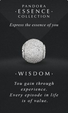 Wisdom #Pandora #EssenceCollection