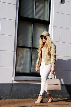 OUTFIT OF THE DAY | Nudes