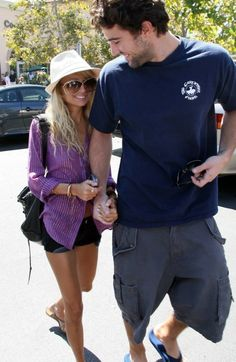 Nicole Richie and Brody Jenner