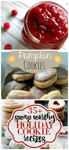 Three delicious holiday recipes to make this Thanksgiving and Christmas. Pin now for referrence.