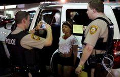 Ferguson protestors return, state of emergency declared