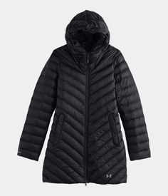 Get on me. Women's UA Storm ColdGear® Infrared Uptown Parka #wishlisting   Needing this parka for my Christmas in NY #CTravels