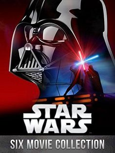 Star Wars The Digital Six film Collection 2015