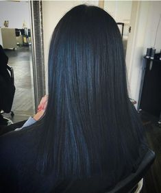 Are you looking for long black straight hairstyles? See our collection full of long black straight hairstyles and get inspired!