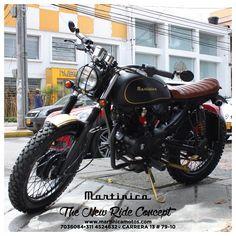 Las Martinicas — Martinica Motos