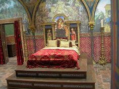Borgia bedroom, Vatican apartments, Rome , Italy