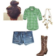 Country Love, created by jewelkougl-1 on Polyvore