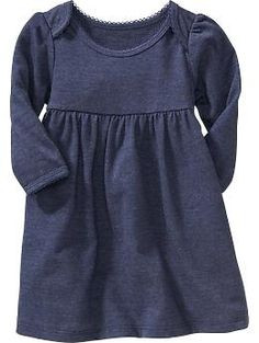Scallop-Trim Dresses for Baby | Old Navy- P $7