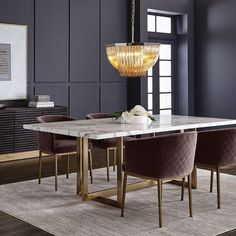 This beautifully crafted sideboard will add allure to any dining space. Designed with four large panelled cabinet doors and shelving for ample storage. An antique brass steel base completes the look. Dining Arm Chair, Dining Table, Dining Room, Console Table, Decor Interior Design, Interior Decorating, Avenue Design, Black Floor Lamp, Kitchen Fixtures