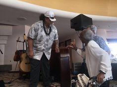 Willie K sings Morning Dew at the King Kamehameha Sunday Brunch - YouTube