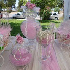 στολισμος γάμου - Αναζήτηση Google Pearl Themed Party, Pearl Party, Wedding Decorations, Table Decorations, Wedding Ideas, Peacock Wedding, 90th Birthday, Party Themes, Party Ideas