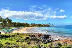Maui's Wailea Beach