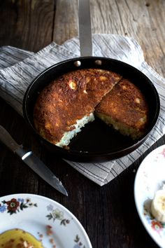 BACON CRACKLIN' PANCAKE W/ SALTED HONEY – Lady and Pups – an angry food blog