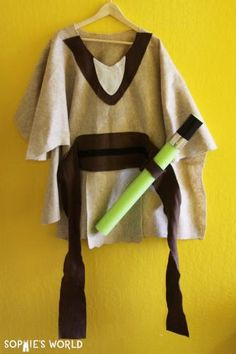No Sew Star Wars Costumes