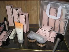 Fabulous Mary Kay products. Contact me for a complimentary facial, visit my website:   http://www.marykay.com/lisabarber68 or call or text me 386-303-2400