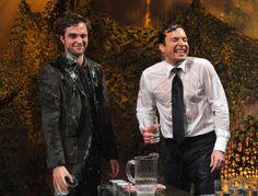 "Jimmy Fallon Photo - Robert Pattinson & Carrie Underwood Visit ""Late Night With Jimmy Fallon"""