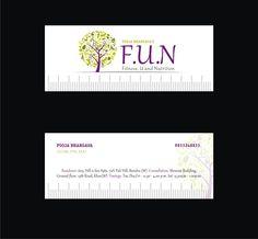 Logo design for F.U.N by Pooja Bhargava