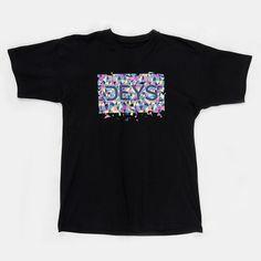 Deys Fasett Black Tees, Mens Tops, T Shirt, Collection, Fashion, Supreme T Shirt, Moda, T Shirts, Tee Shirt