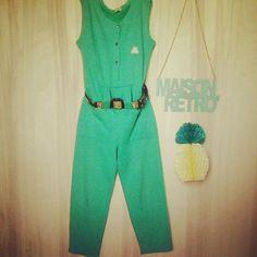 80s jumpsuit