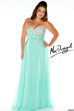 Mac Duggal Style 7268K - Contemporary meets elegant lines in this chic strapless sweetheart prom dress. Crystal encusted bust and lace up back are just the details you have been in search of for prom 2013.