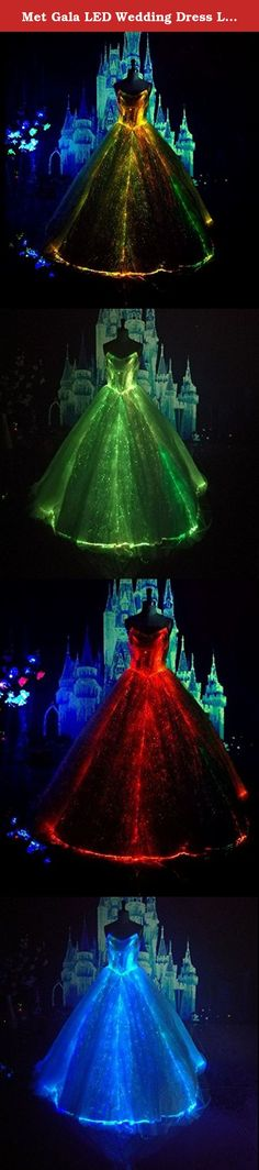 Add a touch of technicolor wonder to your special day by walking down the aisle in this whimsical LED wedding dress. Disney Wedding Dresses, Disney Dresses, Wedding Bridesmaid Dresses, Wedding Disney, Light Up Dresses, Pretty Dresses, Day Dresses, Prom Dresses, Banquet Dresses