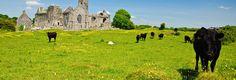 Exploring Ireland - travel agents