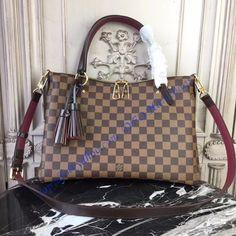7b7b858d5885 Buy Online a Louis Vuitton Damier Ebene Lymington N40023 at affordable price-  USD 334. LuxTime DFO Handbags